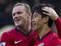 shinji kagawa wants to be like manchester united team-mate wayne rooney