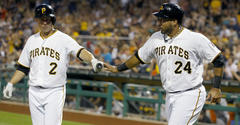 san francisco giants banged up, take another beating against pittsburgh pirates