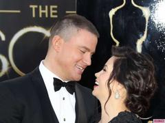 Channing Tatum And Jenna Dewan Bringing Baby Home In July