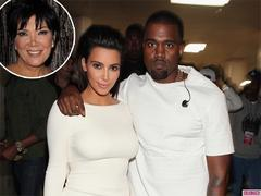 Kris Jenner Confirms Kanye West Moving Into Family Home, Talks Possible Kimye Wedding Plans