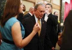 Bloomberg targets political donations in latest gun-control push