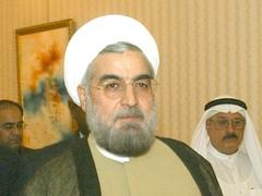 world view: reform candidate rouhani advances in iran's presidential polls