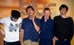 Blur's Hong Kong recording sessions went 'very well', says Alex James